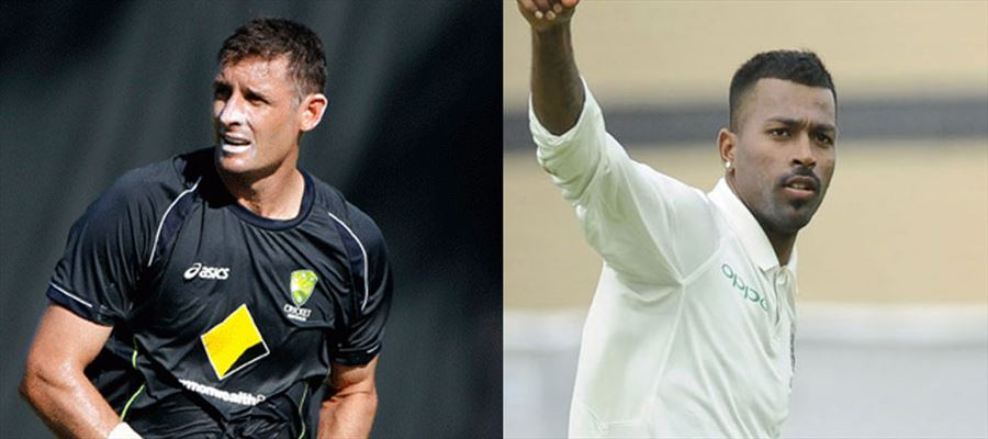 Mike Hussey feels Hardik Pandya's absence is greatest disappointment